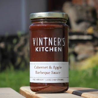 Cabernet & Apple Barbecue Sauce