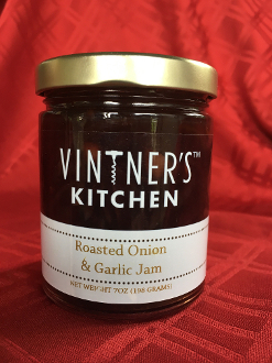 Roasted Onion & Garlic Jam