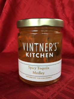 Tequila Pepper Jelly