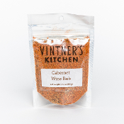Cabernet Wine Rub 3.5oz Bag