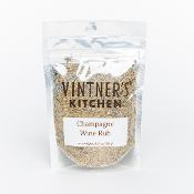 Champagne Wine Rub 3.5oz Bag