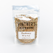 Chardonnay Wine Rub 3.5oz Bag