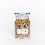 Chardonnay Wine Rub 3.5oz Jar