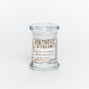 Chardonnay, Lemon & Thyme Finishing Salt 2.4oz Jar