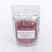 Pinot Noir & Fennel Finishing Salt 3.5oz Bag